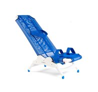 Rifton blue wave large bath chair